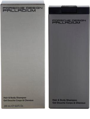 Porsche Design Palladium gel de duche para homens