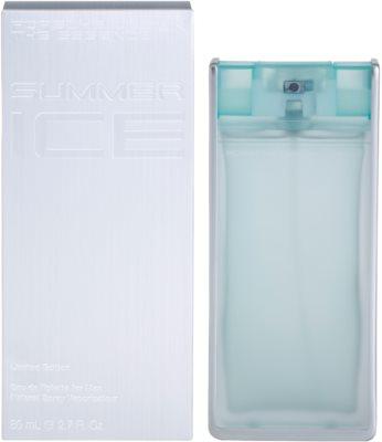 Porsche Design The Essence Summer Ice eau de toilette férfiaknak