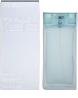 Porsche Design The Essence Summer Ice Eau de Toilette para homens