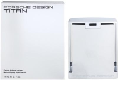 Porsche Design Titan eau de toilette para hombre