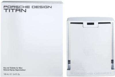 Porsche Design Titan тоалетна вода за мъже