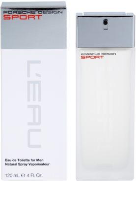 Porsche Design Sport L'Eau toaletna voda za moške