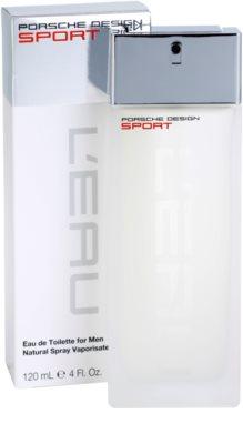 Porsche Design Sport L'Eau Eau de Toilette für Herren 1