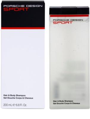 Porsche Design Sport gel de ducha para hombre