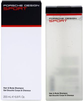 Porsche Design Sport душ гел за мъже