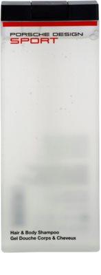 Porsche Design Sport sprchový gel pro muže 1