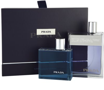 Prada Amber Pour Homme подаръчен комплект