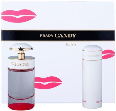 Prada Candy Kiss Geschenkset