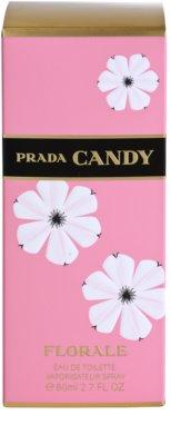 Prada Candy Florale Eau de Toilette para mulheres 3