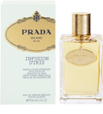 Prada Milano Infusion D'Iris Absolue Eau de Parfum für Damen