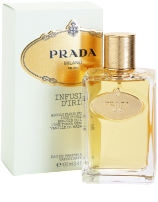 Prada Milano Infusion D'Iris Absolue Eau de Parfum for Women 1
