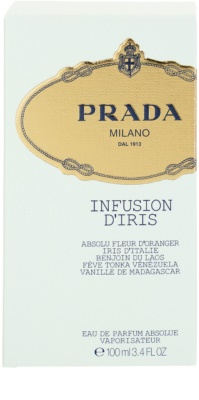 Prada Milano Infusion D'Iris Absolue Eau de Parfum for Women 4
