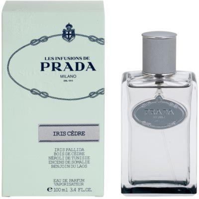 Prada Infusion d'Iris Cedre eau de parfum unisex