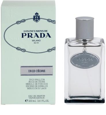 Prada Infusion d'Iris Cedre parfumska voda uniseks