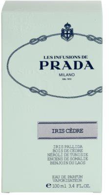Prada Infusion d'Iris Cedre eau de parfum unisex 4
