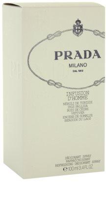 Prada Infusion D'Homme spray dezodor férfiaknak 4