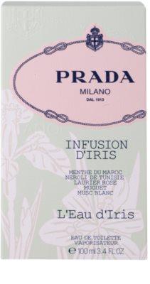 Prada Milano Infusion D'Iris  L'Eau D'Iris тоалетна вода за жени 4