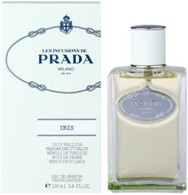 Prada Infusion d´Iris 2015 Eau de Parfum für Damen
