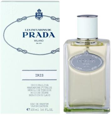 Prada Infusion d´Iris 2015 Eau De Parfum pentru femei