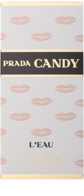 Prada Candy L'Eau Kiss eau de toilette para mujer 1
