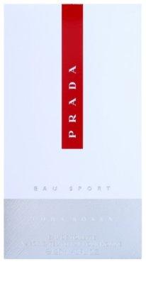 Prada Luna Rossa Eau Sport Eau de Toilette für Herren 1