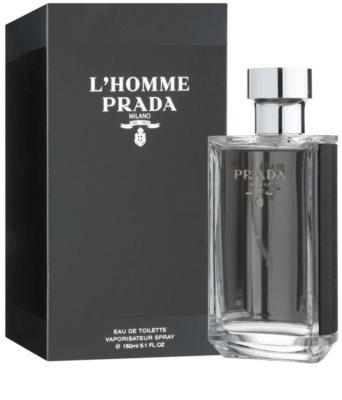 Prada L'Homme тоалетна вода за мъже 2
