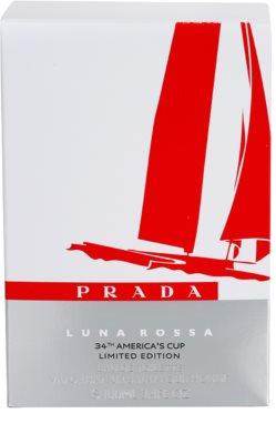 Prada Luna Rossa 34th America's Cup eau de toilette para hombre 4