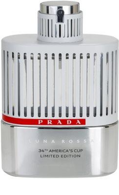 Prada Luna Rossa 34th America's Cup eau de toilette para hombre 3