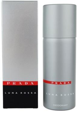 Prada Luna Rossa deodorant Spray para homens