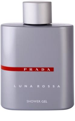 Prada Luna Rossa gel de ducha para hombre 2