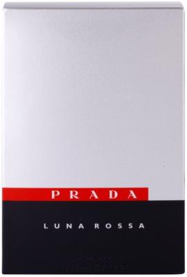Prada Luna Rossa gel de ducha para hombre 3