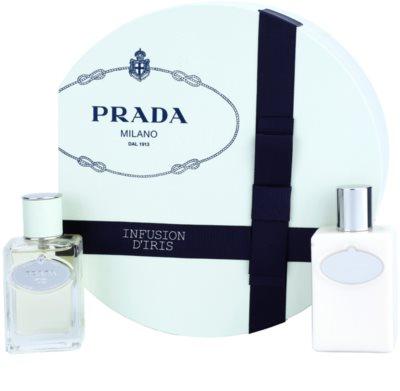 Prada Infusion d'Iris подаръчен комплект