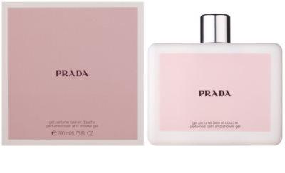 Prada Prada sprchový gel pro ženy