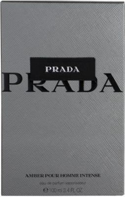 Prada Amber Pour Homme Intense парфюмна вода за мъже 4
