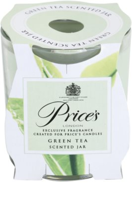 Price´s Green Tea Duftkerze   mittlere 1