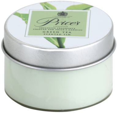 Price´s Green Tea Duftkerze   kleine 1