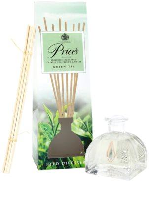 Price´s Green Tea Aroma Diffuser mit Nachfüllung