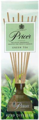 Price´s Green Tea Aroma Diffuser mit Nachfüllung 3