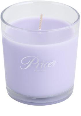 Price´s Garden Lavender ароматизована свічка   середня