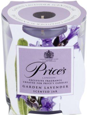 Price´s Garden Lavender ароматизована свічка   середня 1