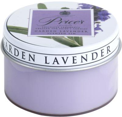 Price´s Garden Lavender vonná svíčka  malá 1
