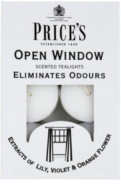 Price´s Open Window teamécses