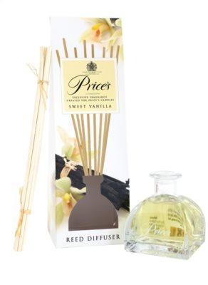 Price´s Sweet Vanilla aroma difuzor s polnilom