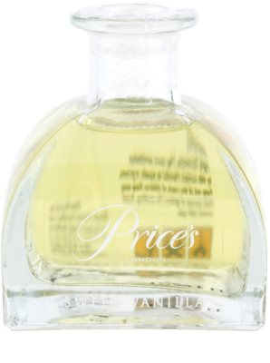 Price´s Sweet Vanilla aroma difuzor cu rezervã 1