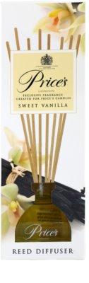 Price´s Sweet Vanilla Aroma Diffuser mit Nachfüllung 3