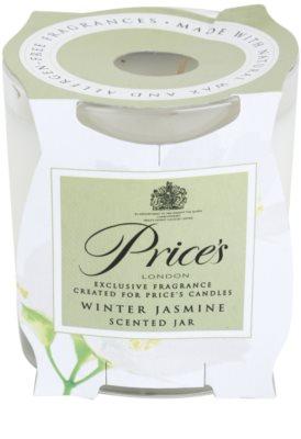 Price´s Winter Jasmine illatos gyertya   közepes 1
