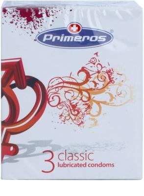 Primeros Classic preservativos