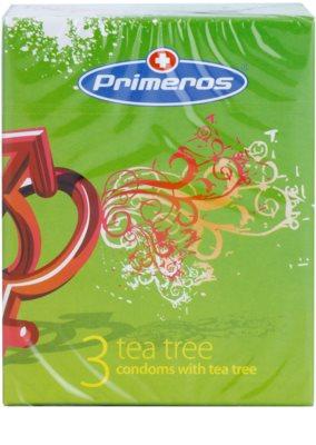 Primeros Tea Tree kondomy