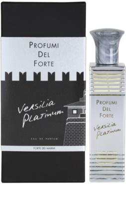 Profumi Del Forte Versilia Platinum Eau de Parfum unissexo