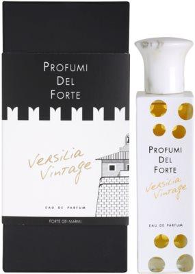 Profumi Del Forte Versilia Vintage Ambra Mediterranea Eau de Parfum unissexo